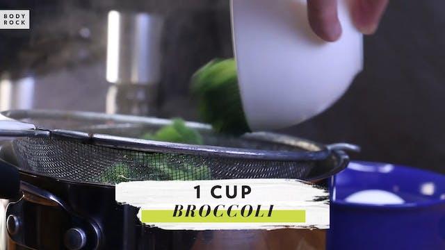 Cheddar Broccoli Muffins