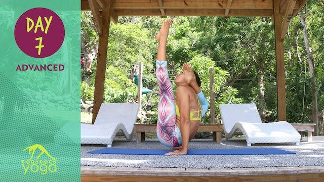 BodyRock Yoga | Advanced | Day 7