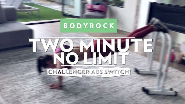 Two Minute No Limit - Day 19 - Abs Switch