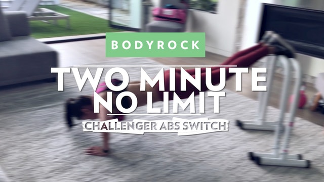 Two Minute No Limit - Day 19 - Abs Sw...