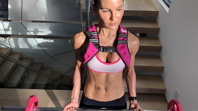 HIITMAX Live #154 - Full Body Cardio Strength Core