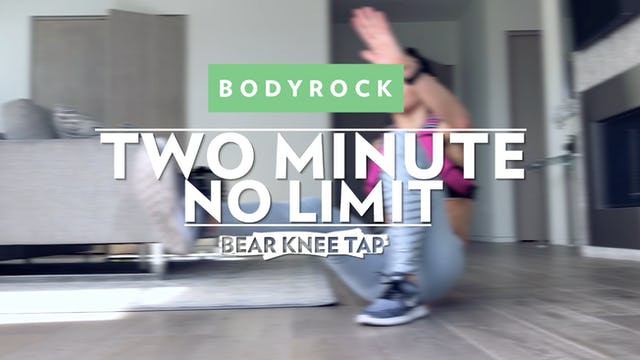 Two Minute No Limit - Day 9 - Bear Knee Tap