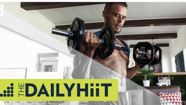 The DailyHiit Show - Beginner Weights