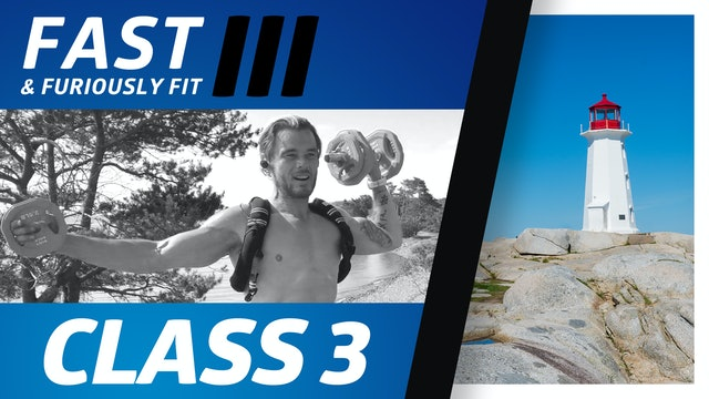 Fast And Furiously Fit  3 - Workout 3
