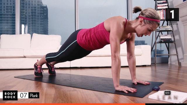 BodyRock Lean | Workout 1 Bonus - Abs