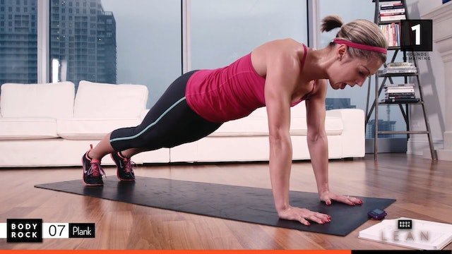 BodyRock Lean | Workout 1 Bonus - Abs