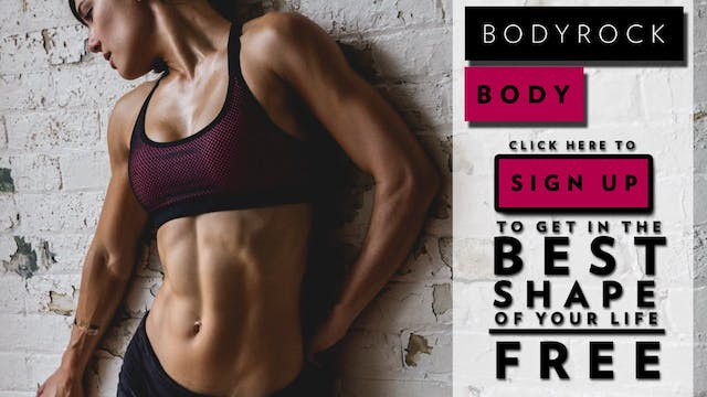 BodyRock Body - Workout 12 - Tutorial