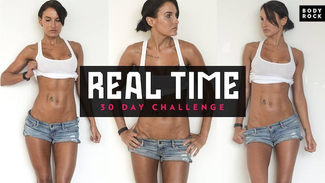 RealTime - 30 Day Challenge