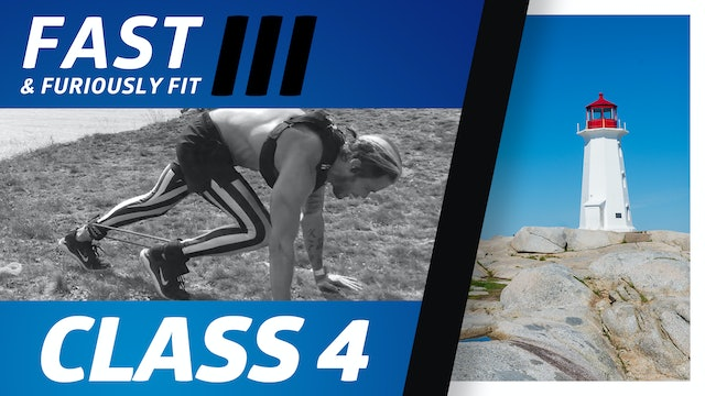 Fast And Furiously Fit  3 - Workout 4