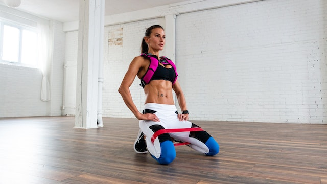 HIITMAX Reps Live #96 - Strength & Resistance Legs & Cardio Finisher