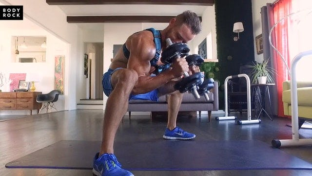DailyHiit Live #57 - Full Body Workout