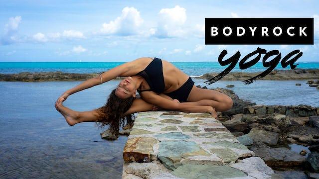 BodyRock Yoga - Vinyasa Flow   Day 6 Yoga Talk