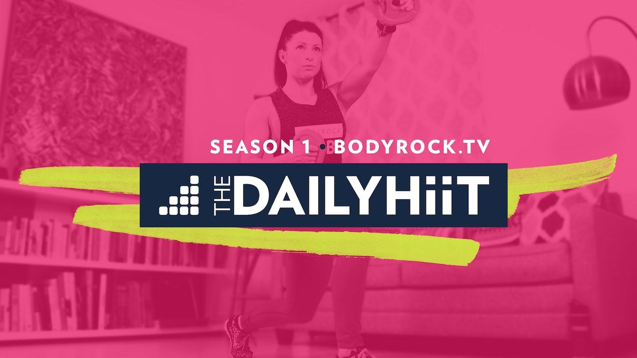The DailyHIIT Show   Season 1
