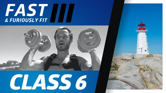 Fast And Furiously Fit  3 - Workout 6