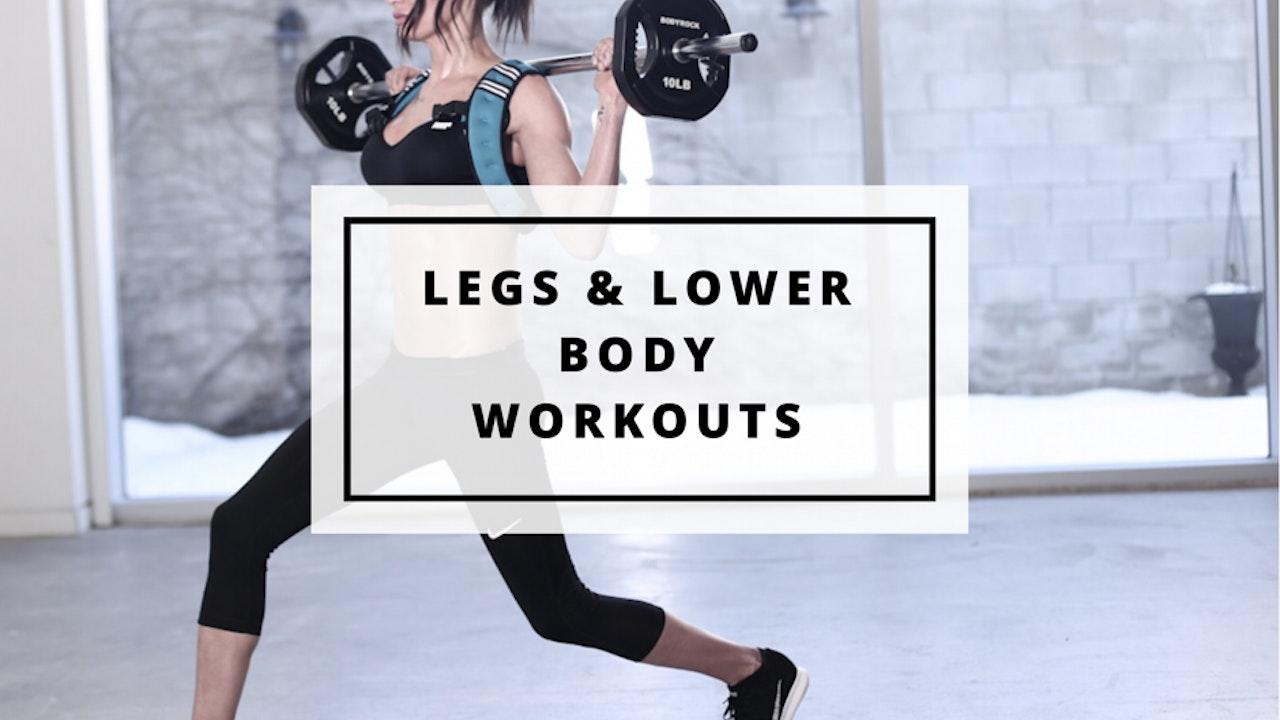 Legs & Lower Body Workouts