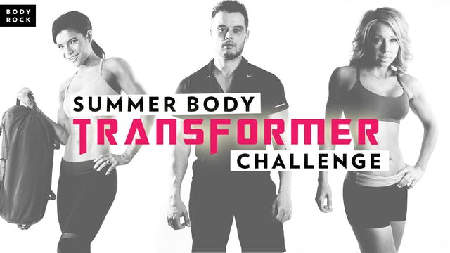 30 Day Summer Body Transformer