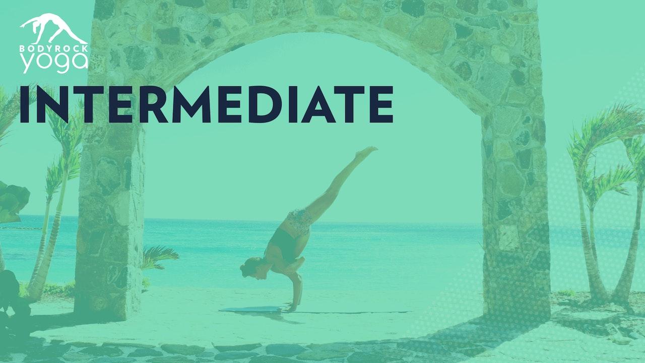 BodyRock Yoga   Intermediate