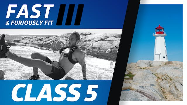 Fast And Furiously Fit  3 - Workout 5