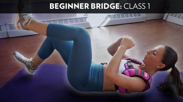 Beginner Bridge: Class 1