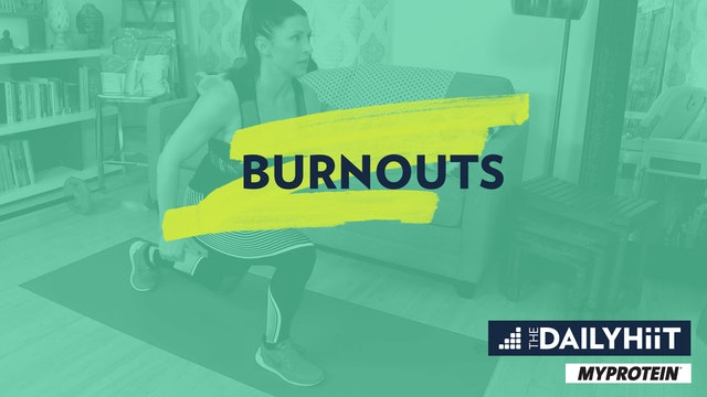 The DailyHIIT Show Season 3 Burnouts