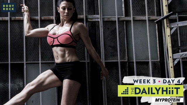 The DailyHIIT Show | Season 3 | Episode 14
