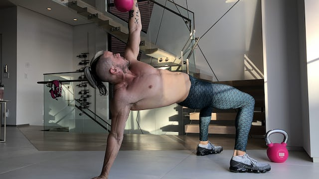 DailyHiit Live #57 - Strength & Resistance