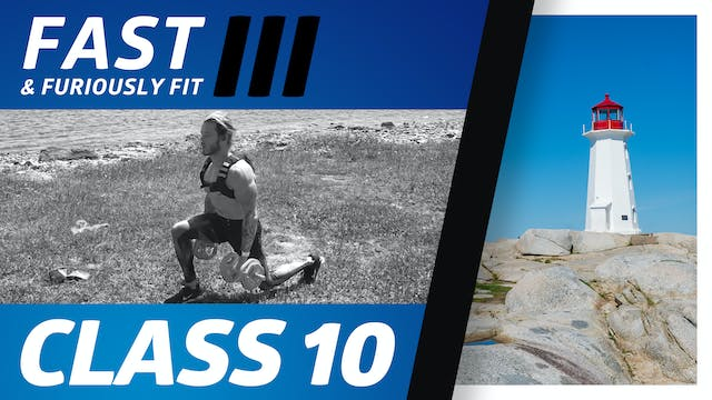 Fast And Furiously Fit  3 - Workout 10