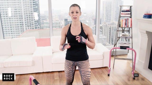 BodyRock Lean   Workout 3 Bonus - Leg...
