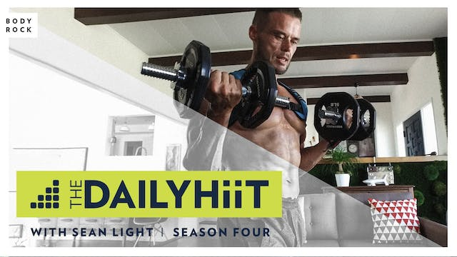 The DailyHIIT Show Season 4 - 21 Day Challenge