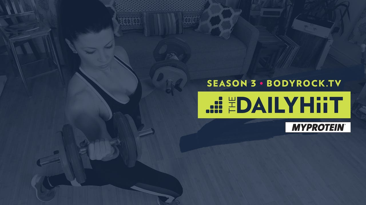 The DailyHIIT Show Season 3
