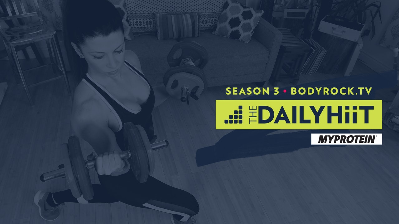 The DailyHIIT Show Season 3