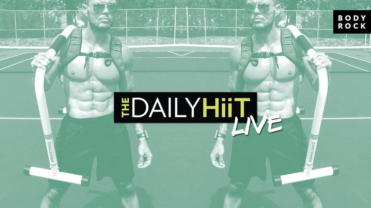 DailyHIIT Live   #57