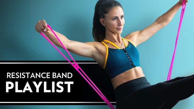 Resistance Band Playlist