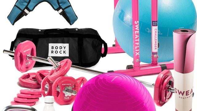 BodyRock Equipment & Gear
