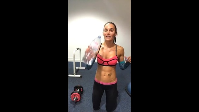 HIITMax Live #108 - Abs & Obliques - Strength Week (5)
