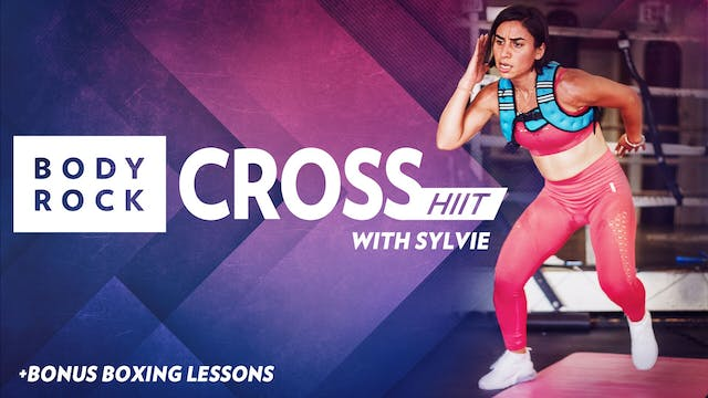 CrossHIIT: With Sylvie Dulger