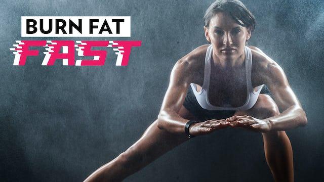 Burn Fat Fast | 5 Day Challenge