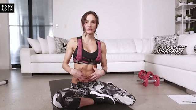 Real Strength Challenge | Day 4 - Core