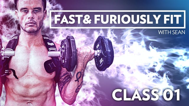 Fast And Furiously Fit  4 - Workout 1