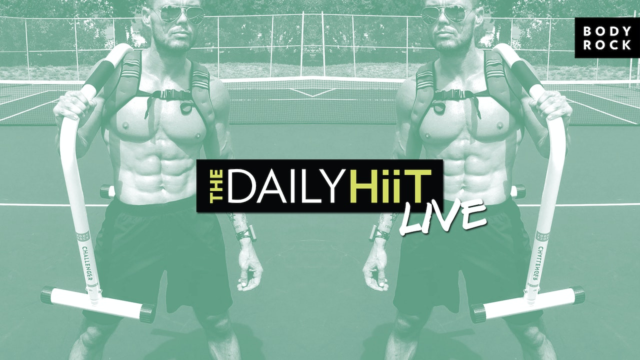DailyHIIT Live With Sean
