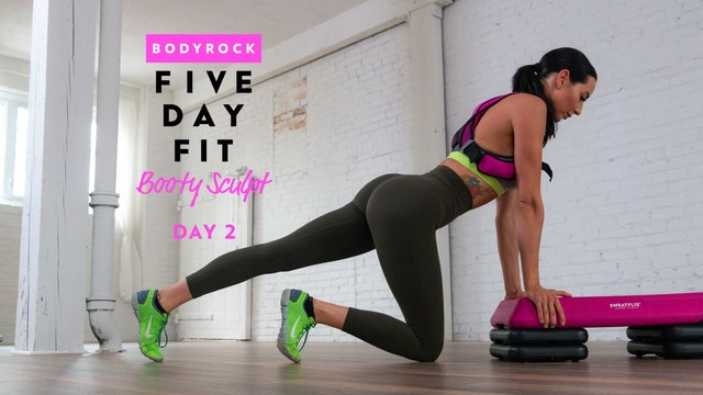 Booty Sculpt - Workout 2
