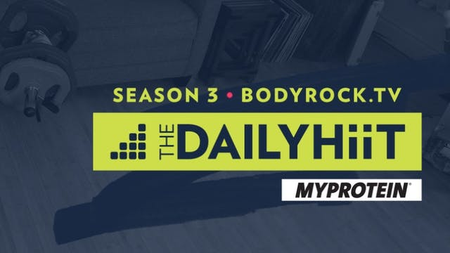The DailyHIIT Show Season 3  - Trailer