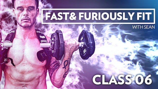 Fast And Furiously Fit  4 - Workout 6