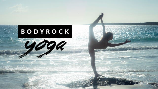 BodyRock Yoga - Vinyasa Flow   Day 10 Practice