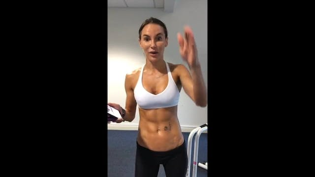 HIITMax LIVE #27 - HIIT The Wall Work...
