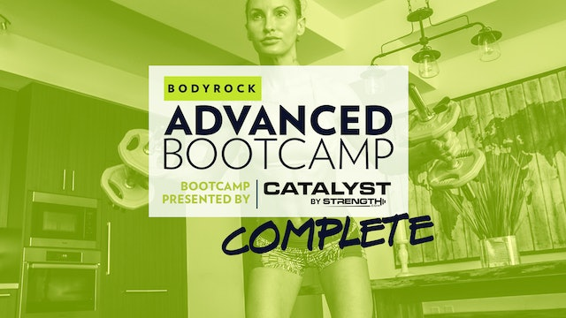 Advanced Bootcamp - 21 Day Challenge
