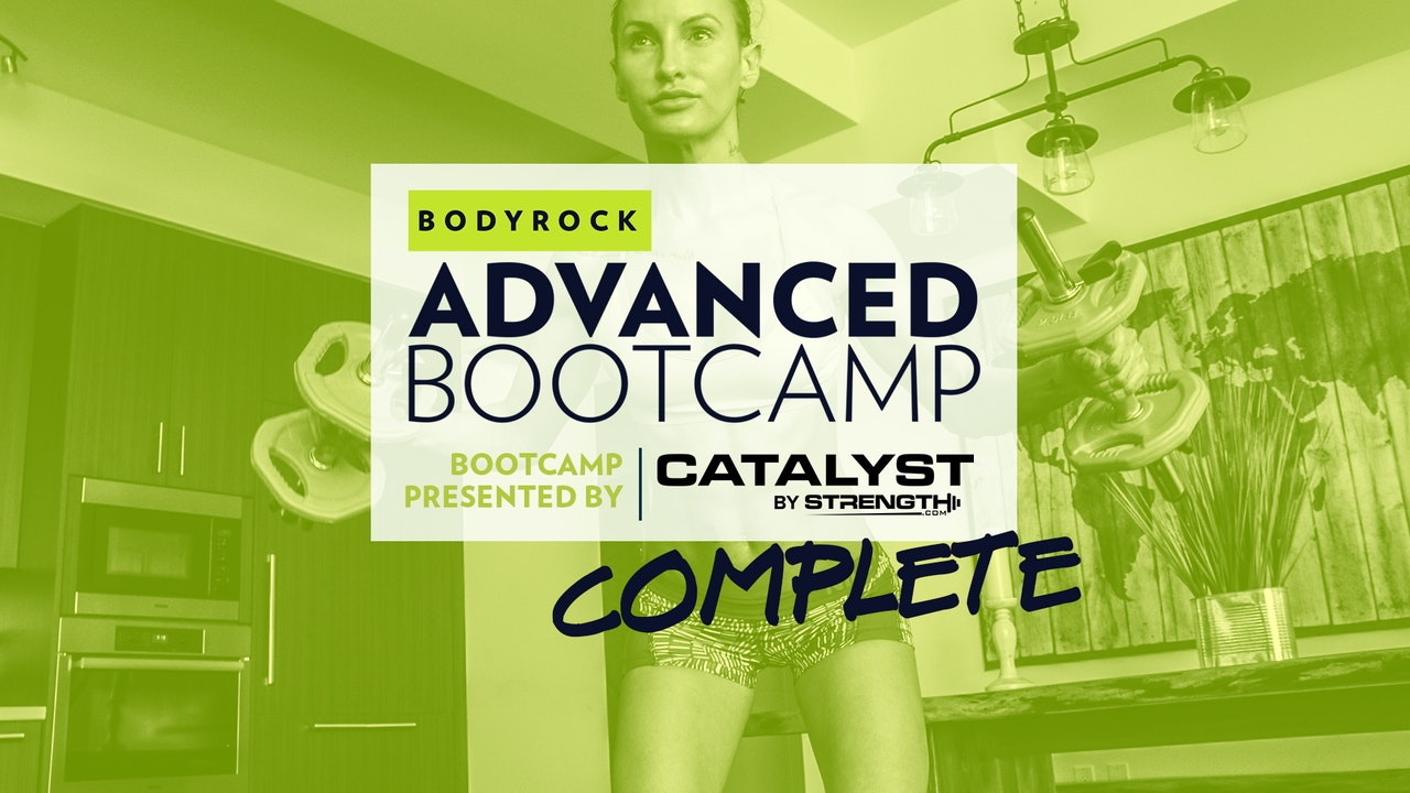 Advanced Bootcamp | 21 Day Challenge