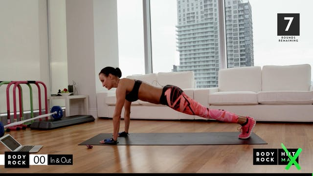 BodyRock HiitMax | Workout 57 Bonus -...