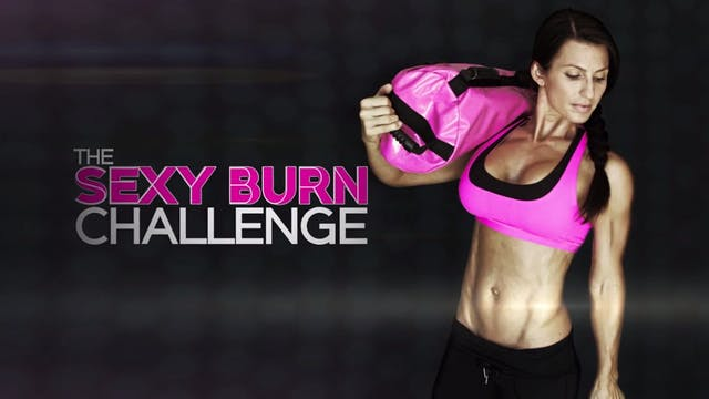The Sexy Burn Challenge - Trailer
