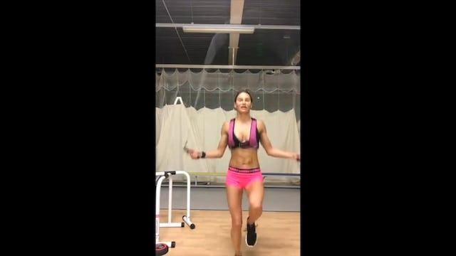 HIITMax Live #26 -Back & Biceps Cardio Workout
